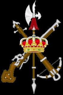 Emblema de la Legión española