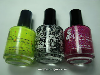 KB Shimmer Summer 2013 Collection