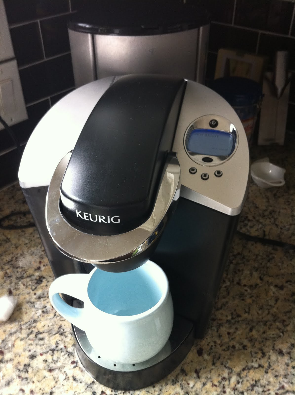 The Bleeding Edge: Fixing my Keurig B60 coffee maker