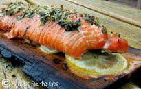 Cedar Planked Salmon