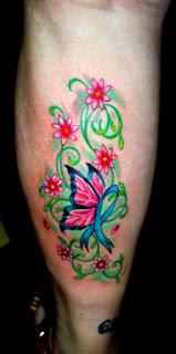 ribbon tattoos popular tattoo designs. Black Bedroom Furniture Sets. Home Design Ideas