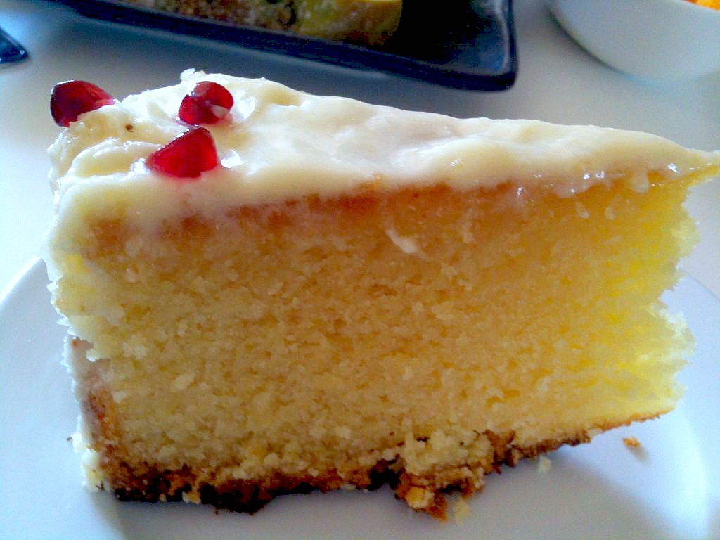 Annabel Langbein Lemon Cake
