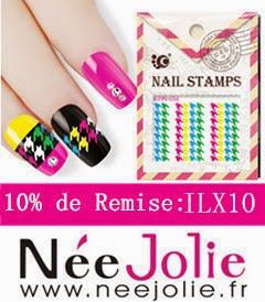 """""""Née Jolie""""  nouveau partenaire du blog"""