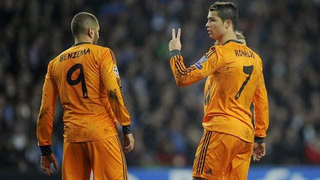 ريال مدريد وملقا