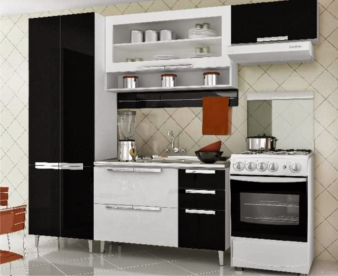 Armários de cozinha #763D24 1181 965
