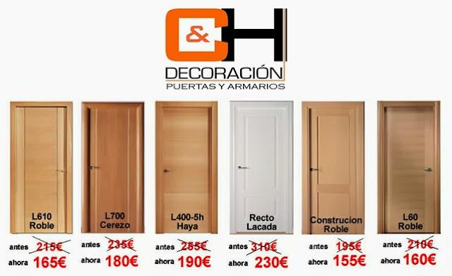 Ofertas En Puertas De Interior De Puertas Y Cocinas Madrid
