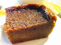 Paradise Palms Jamaica Sweet Potato Pudding with Cornmeal Directions