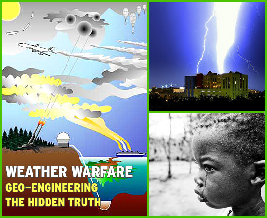 The GeoEngineering Agenda – The Biggest Threat We Face Today
