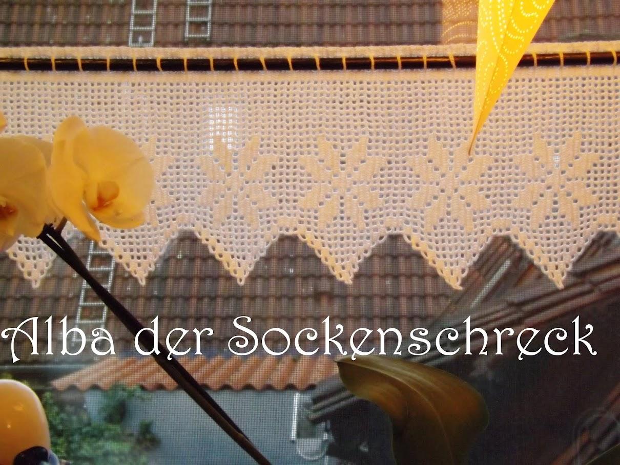 Alba der Sockenschreck
