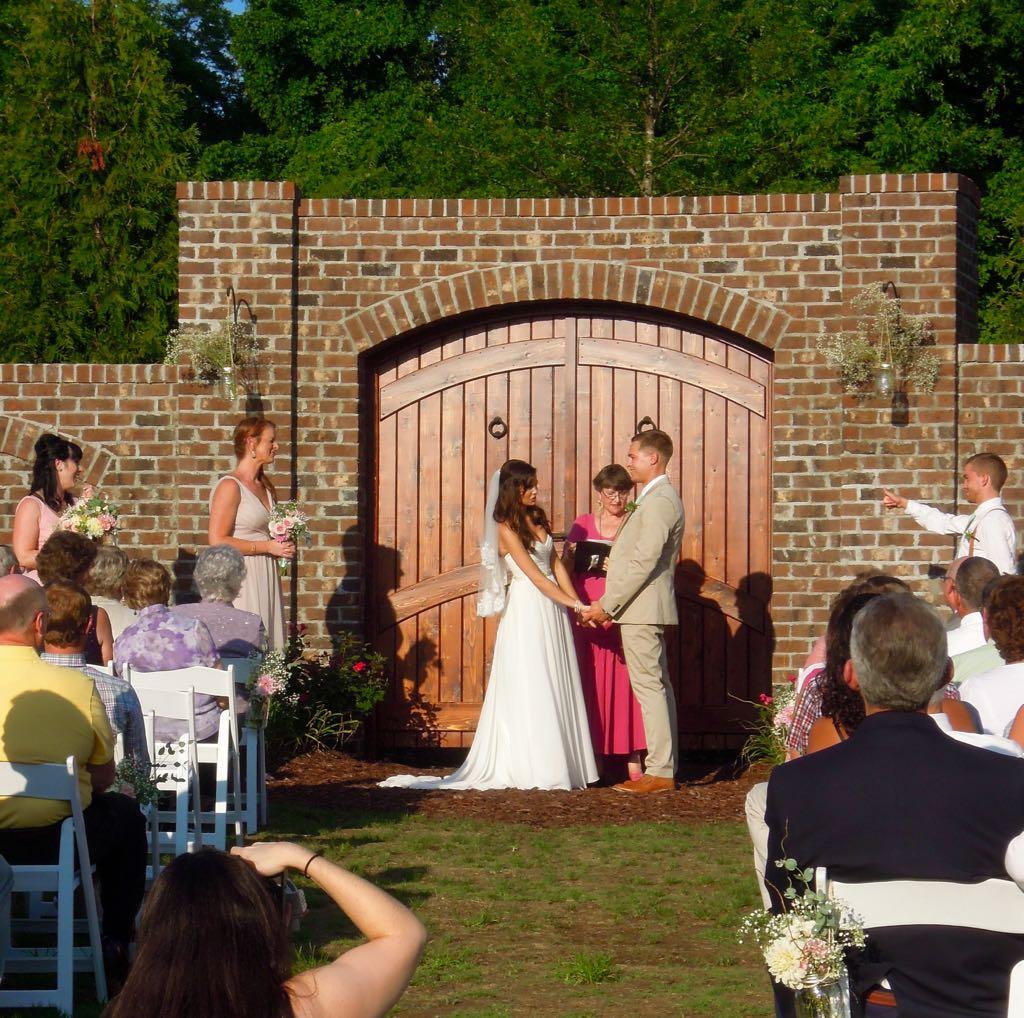 Raleigh Wedding Blog: Beautiful Summer Wedding for Kaitlin and Ryan ...