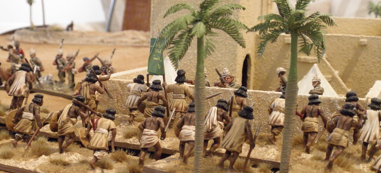 Mahdi Army : Lonely gamers clearing the nile of mahdi sudan