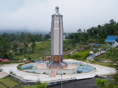 Visited Bukit Kasih