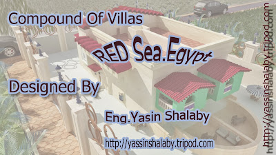 Villas in Red sea