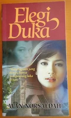 Novel Elegi Duka, Penulis novel Elegi Sepi: Wan Norsaedah