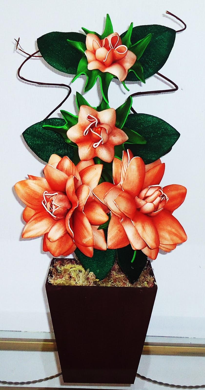 Flor arte vaso de cam lia for Camelie in vaso