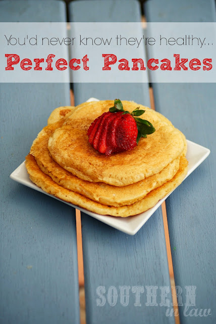 Better than IHOP Pancakes Recipe - Healthy Cottage Cheese Pancakes Recipe