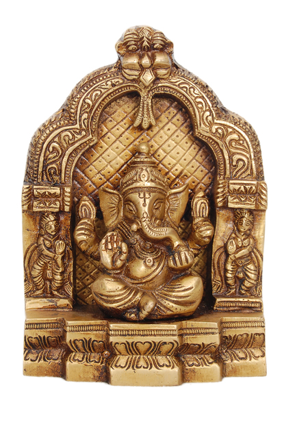 Displaying (19) Gallery Images For Ganesh God Statue...
