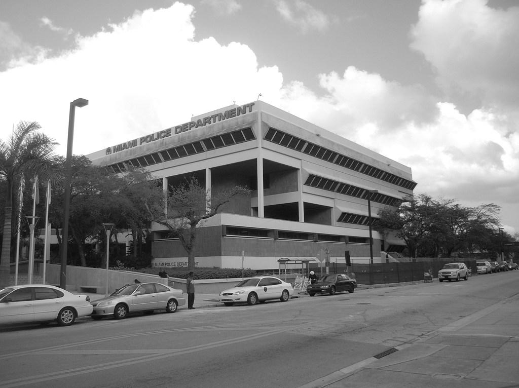 Miami Beach Police Station Address
