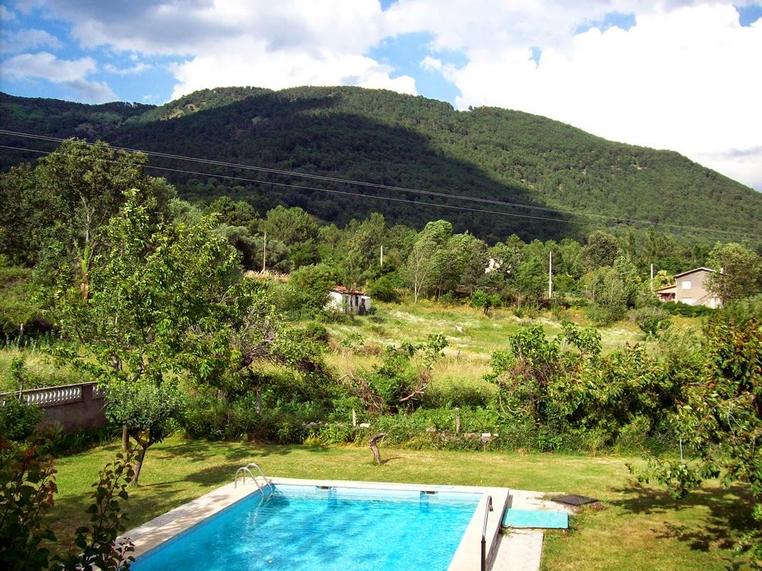 Piedralaves avila alojamiento rural a matalasvi as for Piedralaves piscina natural