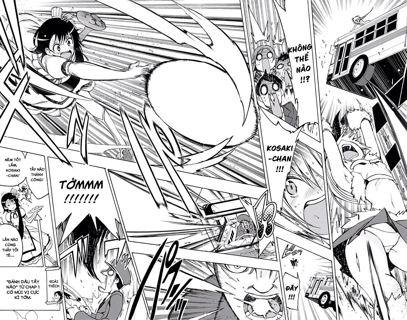 Magical Patissier Kosaki-chan Chap 9 - Next Chap 10