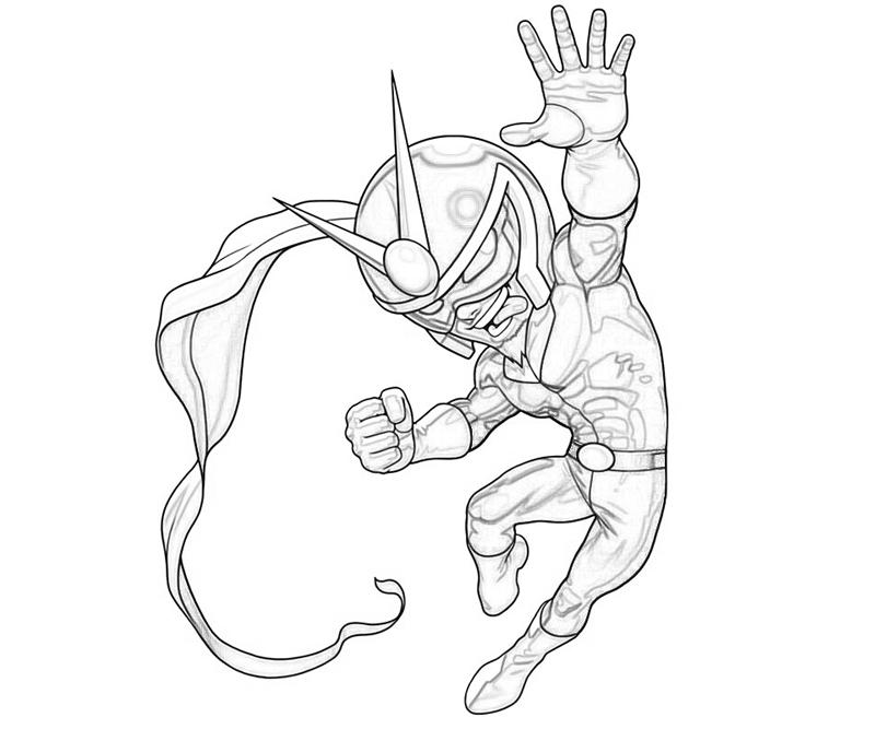 capcom coloring pages - photo#6
