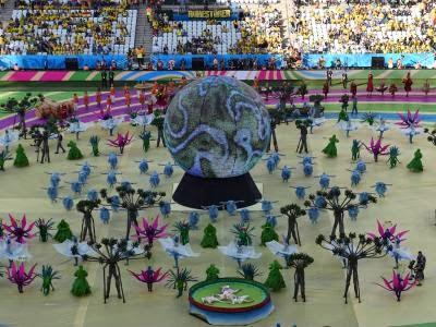 Los Errores en la Inauguracion del Mundial Brasil 2014