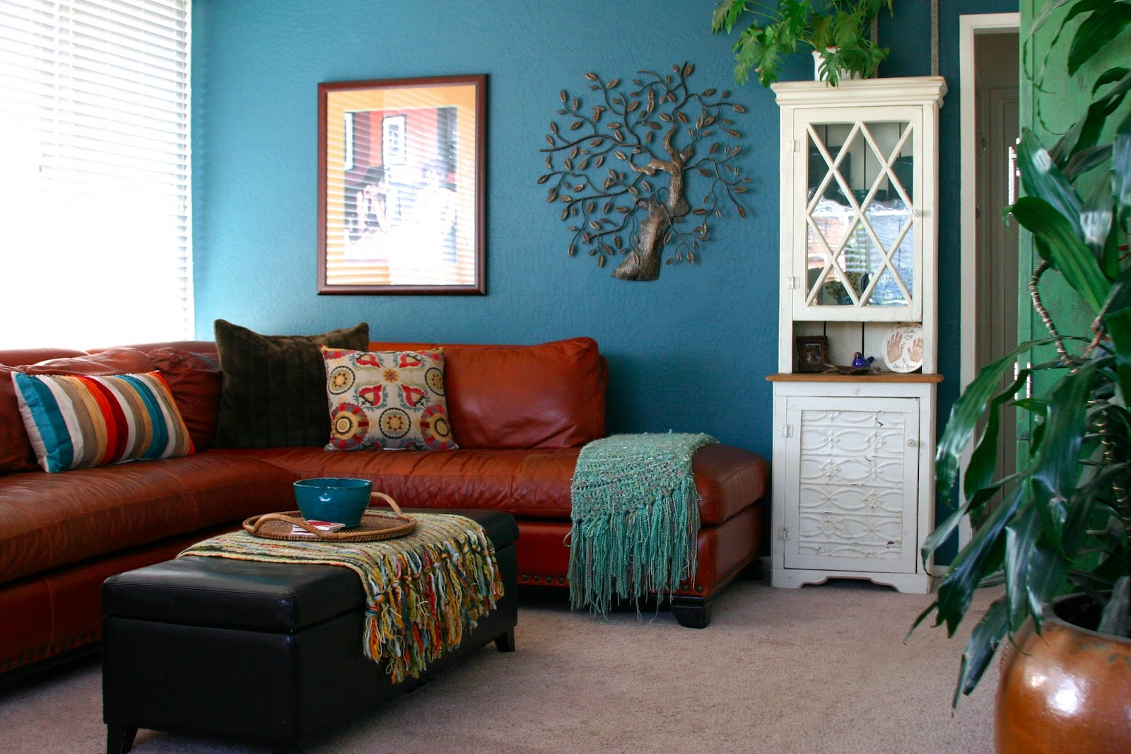 back bay pottery: my boho beach house - eclectic home decor