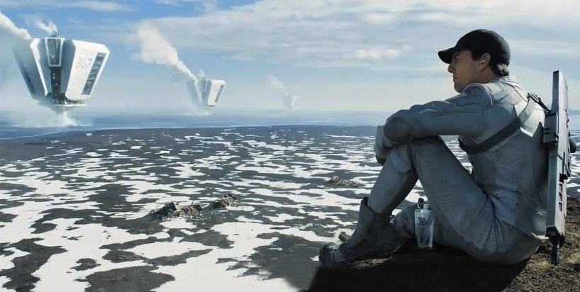 Image result for oblivion last scene