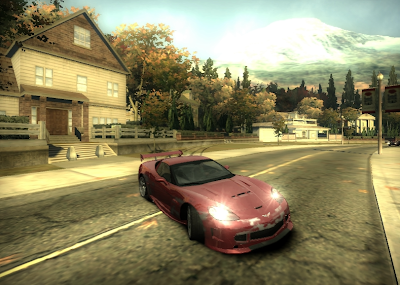 Need for Speed: Most Wanted (2005) screenshot 3