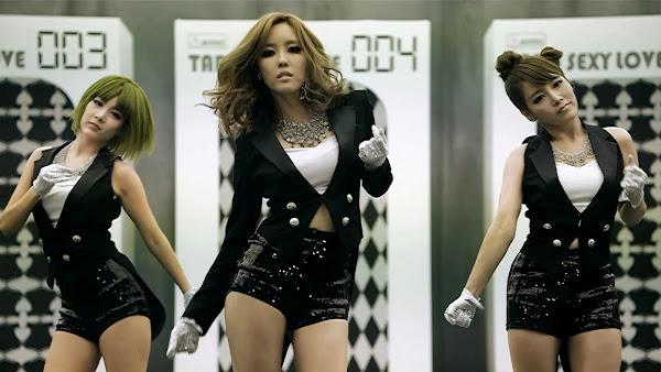 T-ara Hyomin Sexy Love