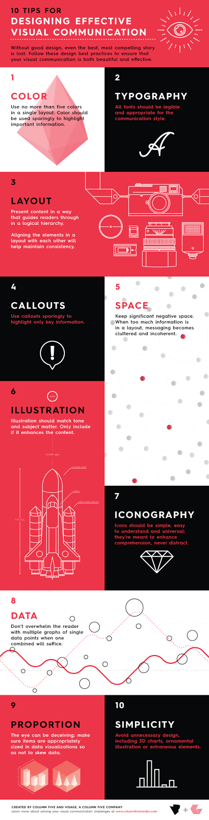 xchip graphics - 10 Tips To Designing Effective Infograhic