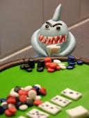Poker kage