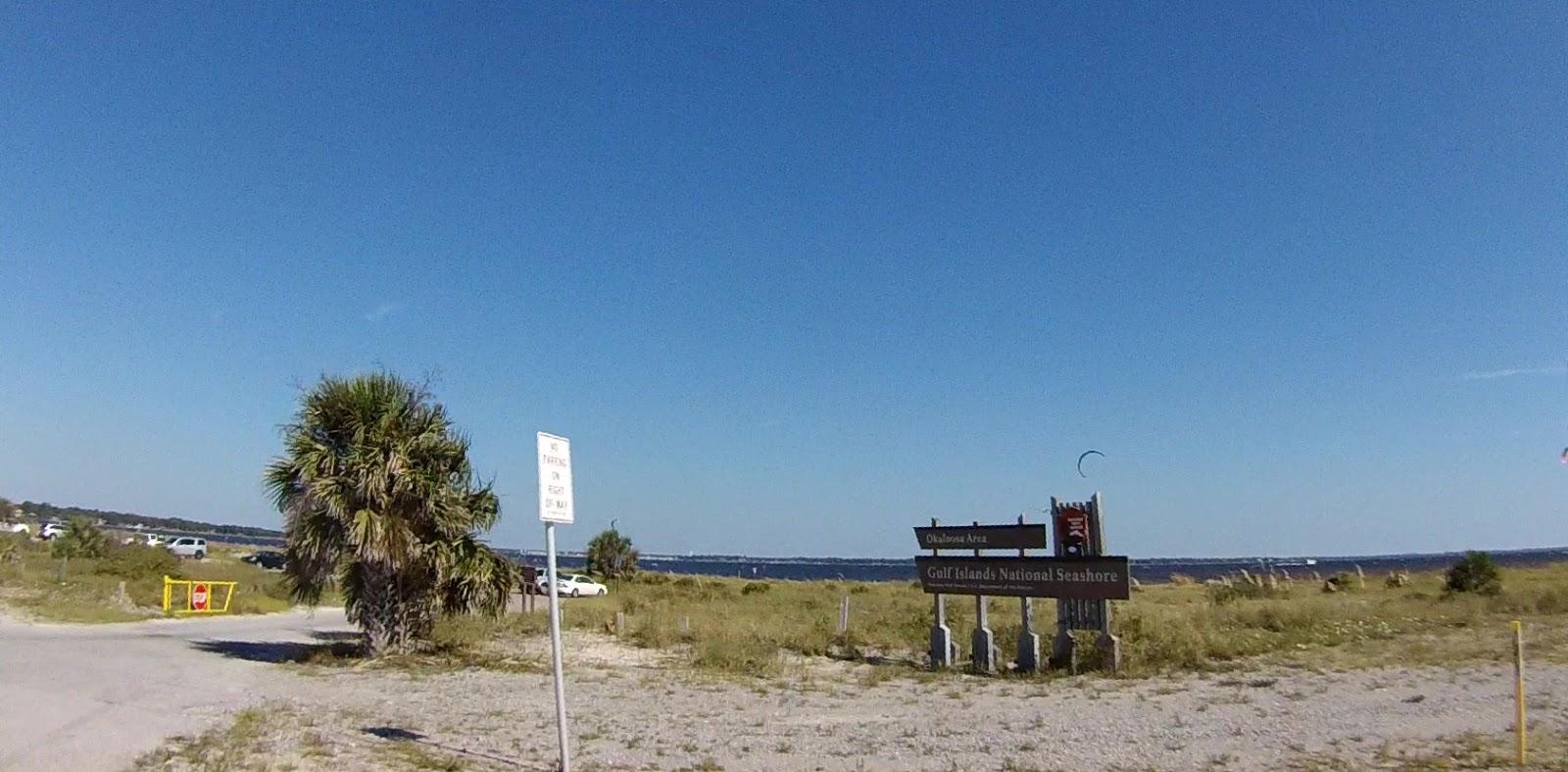 Gulf Island National Seashore im Okaloosa Area in Fort Walton Beach, Florida USA