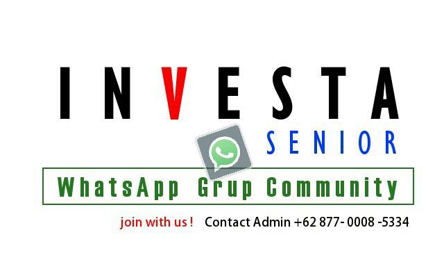 Whatsapp grup Investa Senior