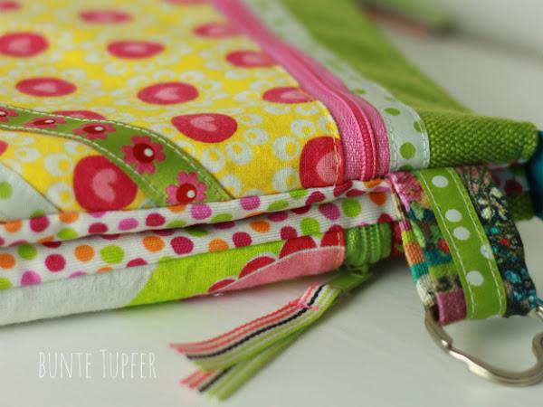Meine Farbenmix-Adventskalender-Tasche