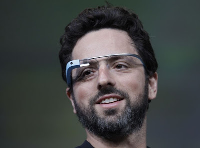 Sergey Brin, cofundador do Google Project Glasses