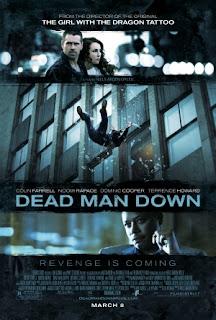 Sem Perdão - Torrent - (Dead Man Down) (2013) BDRip Dual Áudio