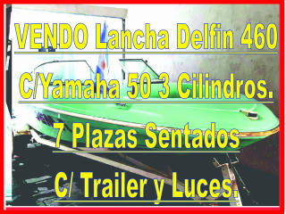 Vendo Lancha