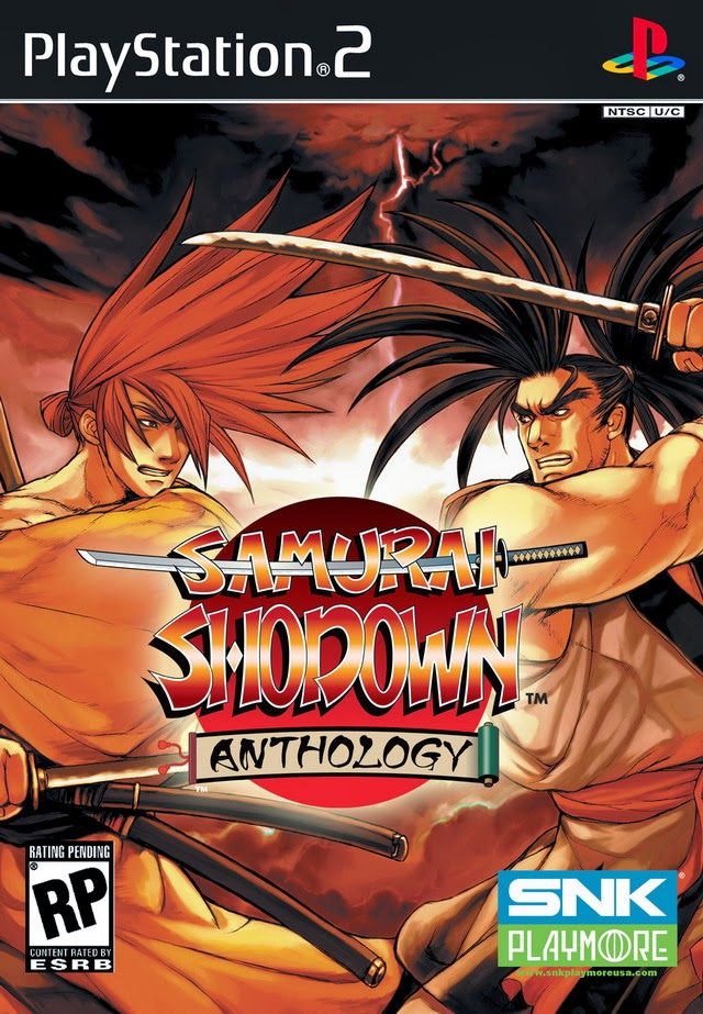 Samurai Shodown Anthology Ps2 Iso wwwjuegosparaplaystation