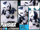 Custom Iron Punisher Mighty Muggs