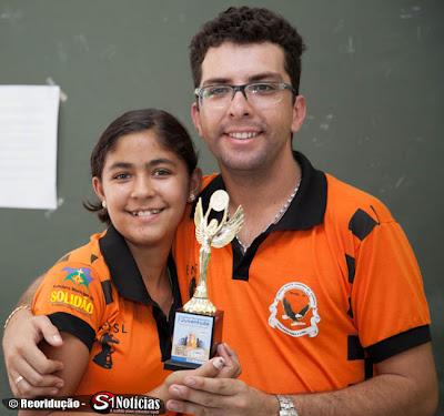 Jovem de Solidão - PE classifica-se para o Festival Nacional de Xadrez