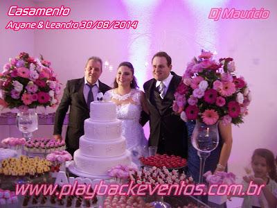 Casamento  Aryane & Leandro