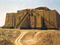 Ziggurat, Piramida, Sphinx, Taman Bergantung
