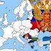 Ούπς...!! Ρωσικός χάρτης δείχνει ως Ελληνικό έδαφος την Τουρκία και τα Σκόπια ως Σερβία