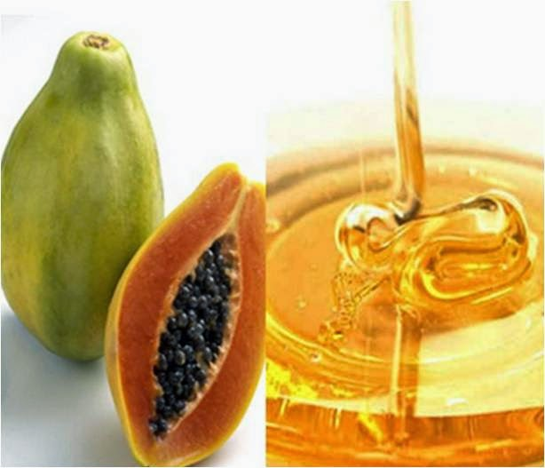 Papaya and Honey Mask