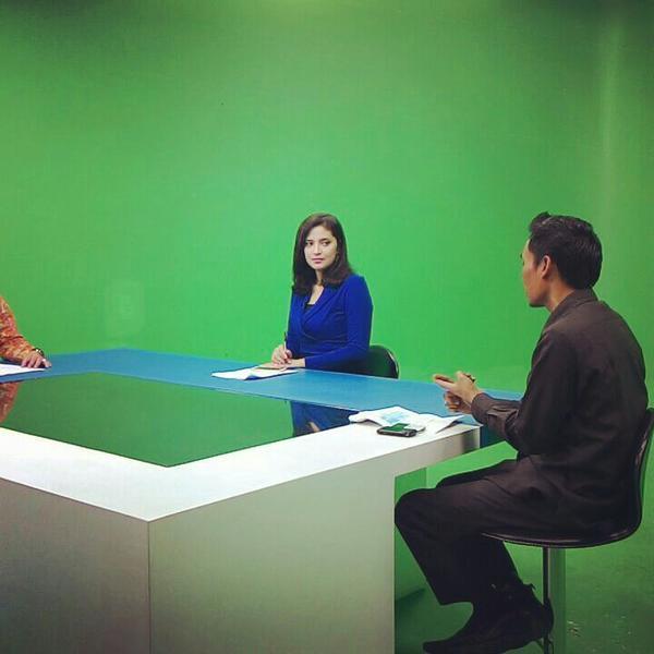 Live Public TV Show
