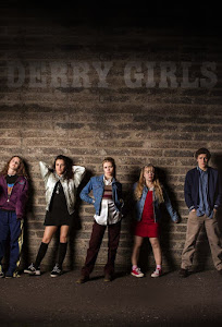 Derry Girls Poster
