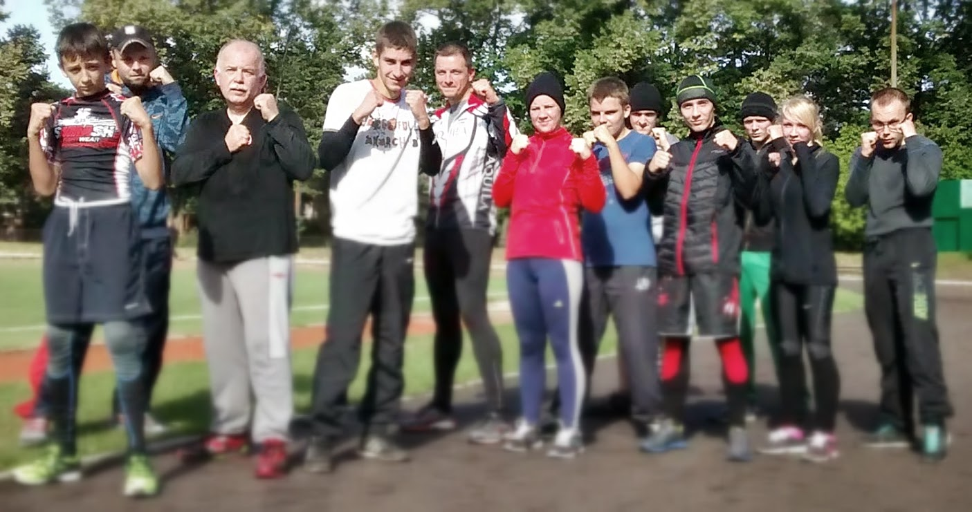 trening, sport, Zielona Góra, bieg, boks, kickboxing, muay thai, sporty walki, stójka, treningi dla kobiet, treningi dla dzieci