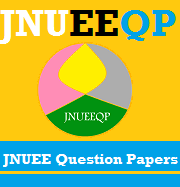 JNUEE JNU Entrance Exam Question Papers
