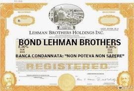 Investitori risarciti dalla banca per l'acquisto di obbligazioni Lehman